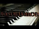 Alors On Dance на фортепиано