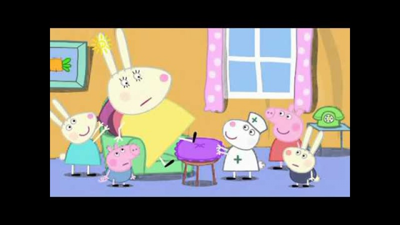 Peppa Pig - Miss Rabbits Day Off 004