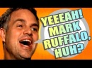 YEEEAH! MARK RUFFALO, HUH?   PSYCHOTIC DEMENTED DANCING MEME by Aldo Jones