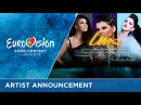 Saara Aalto will represent Finland at the 2018 Eurovision Song Contest!