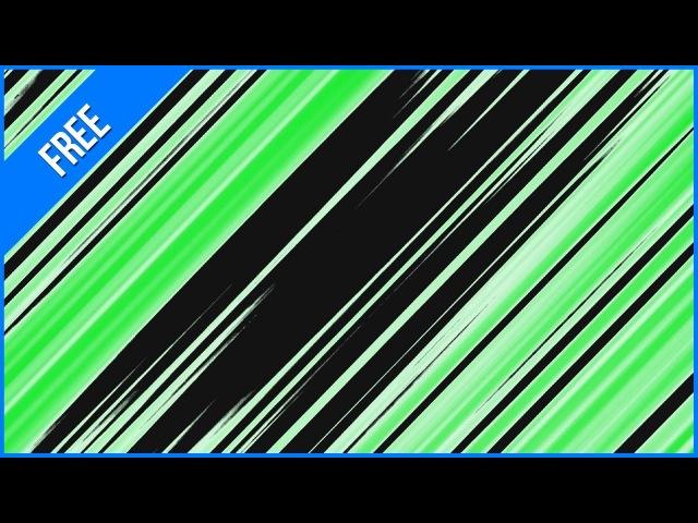Transições Pretas 1 - Black Transitions 1 / Green Screen - Chroma Key