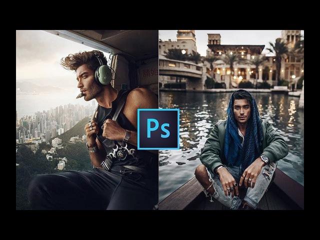 How to Edit like @TONIMAHFUD Famous Instagram Photographer 2