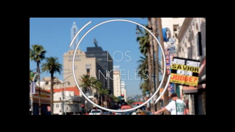 LOS ANGELES || TRAVEL DIARY