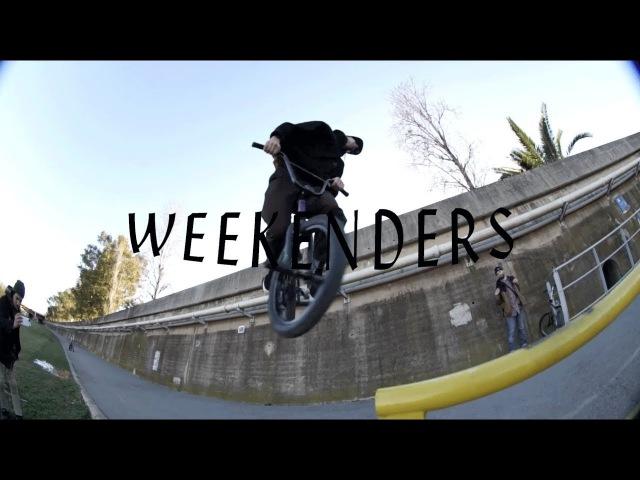 WETHEPEOPLE BMX: Weekenders Ep3. HARD 540S IN BARCELONA insidebmx
