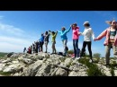Крым Байдарская долина Улетай на крыльях ветра май 2016 года Crimea Russia