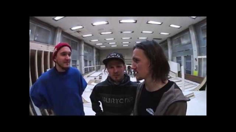 Открытие скейт-парка Смена. СЕКРЕТЫ создания СВОЕГО скейт-парка. insidebmx