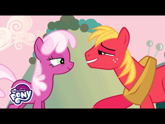 MLP: Friendship is Magic - 'Big Mac's Top 5 Pet Names for Hearts Hooves Day 💓!' Official Short