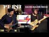 Plini & David Maxim Micic LIVE @ Vh1 Supersonic 2018 (full set)