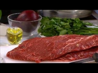 Pro мясо: Стейк тартар, Тартар в мексиканском стиле, Суп с неожиданностями