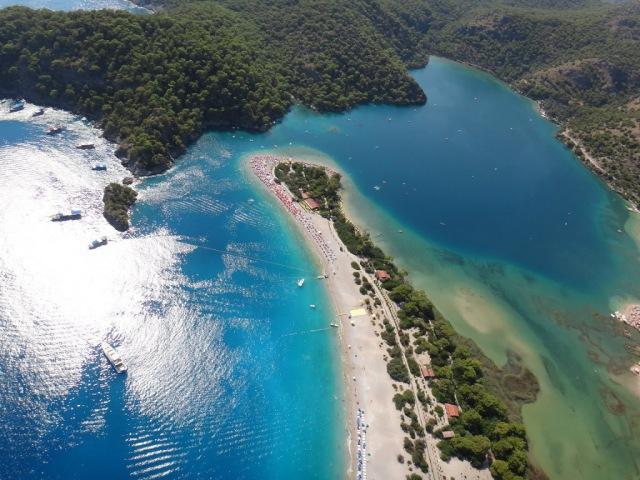 Ölü Deniz Türkiye Blue Lagoon
