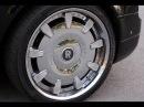 1 296 Swarovski Crystals Wheels on Rolls Royce Phantom Drophead