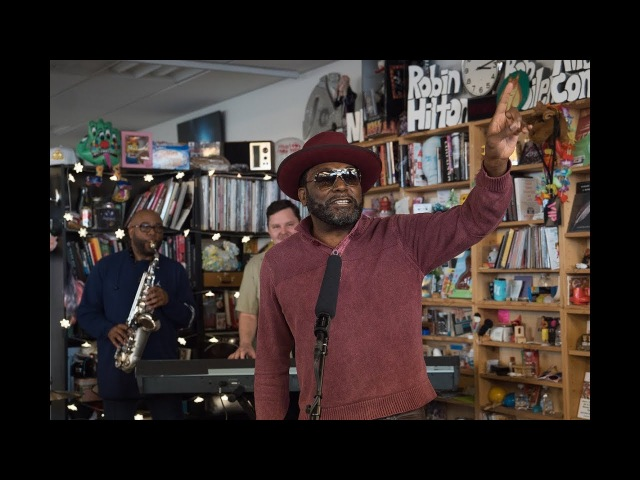 Big Daddy Kane NPR Music Tiny Desk Concert