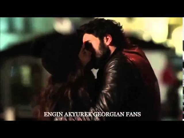 Engin akyurek georgian fans-Crazy in Love (beyonce)