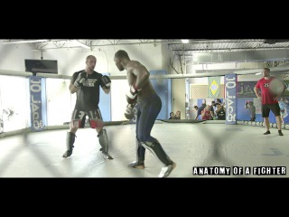 Spar Motion: Rumble vs Volkan - Narrated by Mike Tyson | Anatomy of a Fighter [BEST_of_MMA] spar motion: rumble vs volkan - narr