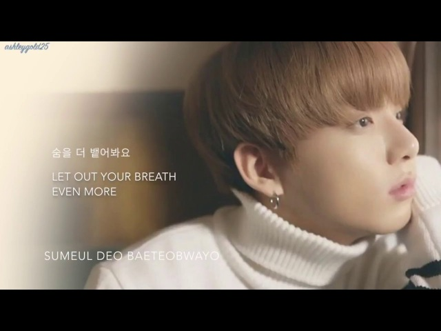BTS Jungkook - 'Breathe (한숨)' (Cover) [Han|Rom|Eng lyrics] » Freewka.com - Смотреть онлайн в хорощем качестве