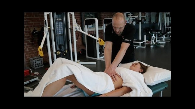 Sports Massage of the Thoracic Diaphragm featuring Arnaud Domange