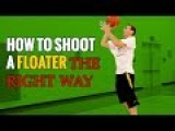 Basketball Floater Breakdown How to shoot a floater