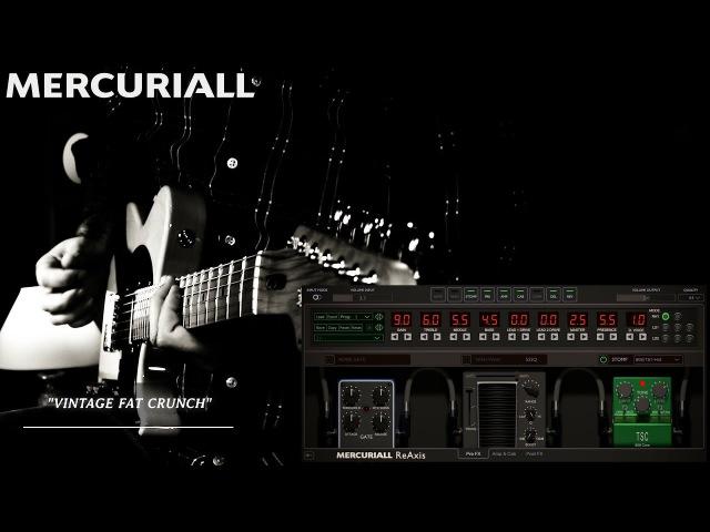 Mercuriall ReAxis - Demo by Alberto Barrero