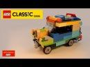 LETS BUILD LEGO - Санитарная машина 40-е годы.
