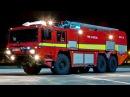 Carmichael Unipower MFV 2 66 Airport Fire Service 2001