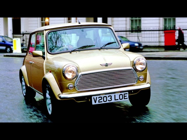 Rover Mini Knightsbridge Final Edition UK spec ADO20 '2000