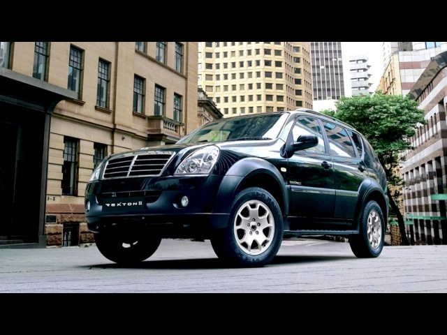 SsangYong Rexton Y250 03 2006–06 2012