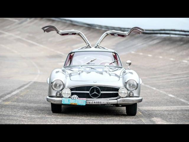 Mercedes Benz 300 SL von Sportabteilung W198 '1955 56