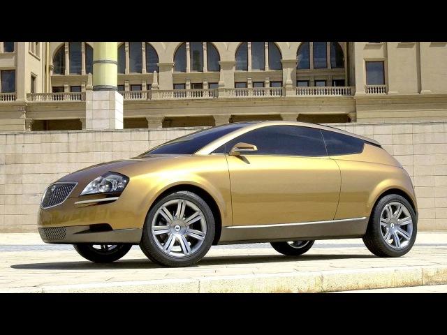 Lancia Granturismo Stilnovo Concept 2003