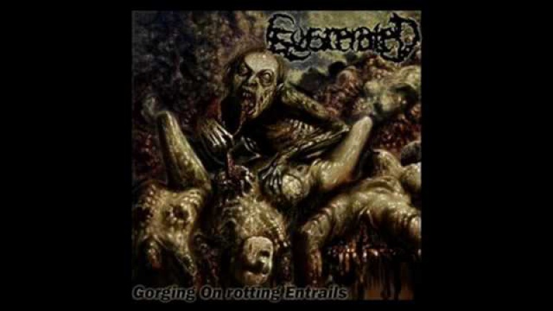 Eviscerated - seminal explosion