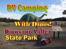 Dinosaur Valley State Park, Texas RV Camping And Handicap Scooting