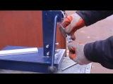 Самодельная стойка для дрели своими руками.Часть4.Homemade drill press cfvjltkmyfz cnjqrf lkz lhtkb cdjbvb herfvb.xfcnm4.homemad