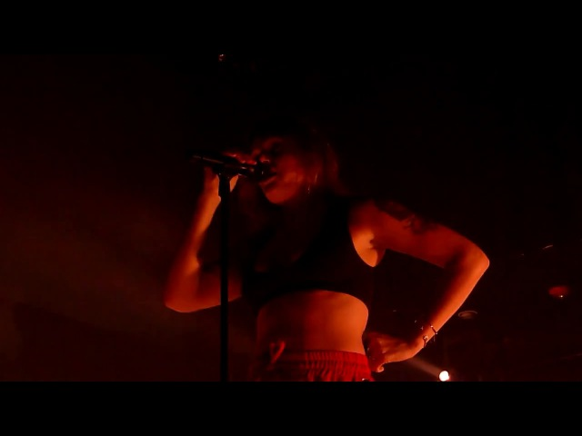 Tove Lo - Talking Bodies [Live]
