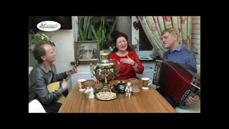 Расцвели саратовские вишни. Валентина Морозова. Гармонь - это душа народа. Это наше родное, близкое!