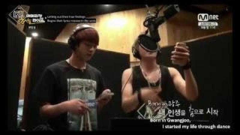 BTS AHL Suga Jin Jimin V Rap Mon J-Hope JungKook sing
