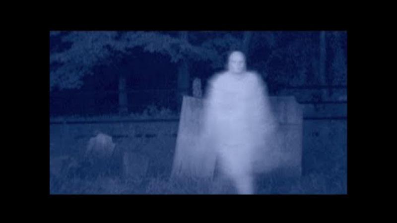 7 Мистических Явлений На Кладбище, Снятых На Камеру