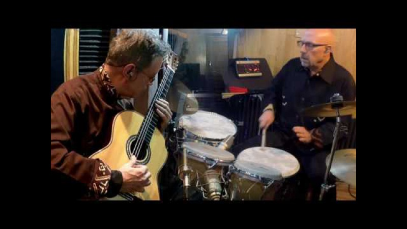 Percussionist Tom Teasley and Peter Fields Global Connection perform 'Rabbits'