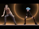 MMD Sally Face - Shake It Off