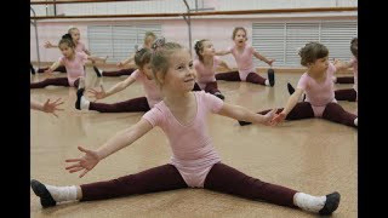Мастер-класс Детская хореография в стихах