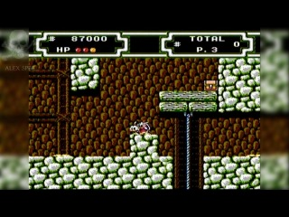 [Famiclone-PAL]D-K2 Duck Tales II - Gameplay