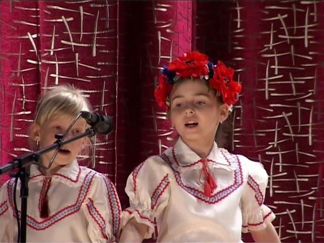 КОТИК МАВ ГАРНЕНЬКУ ЗВИЧКУ молодша група зразкового вокального ансамблю ПАРОСТ...