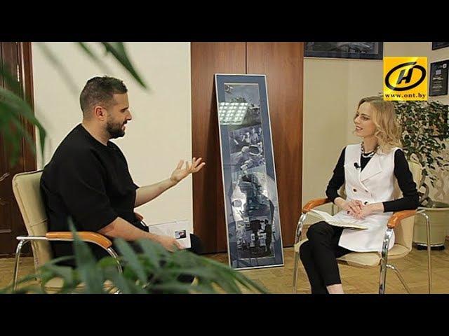 Эльчин Сафарли интервью в Минске