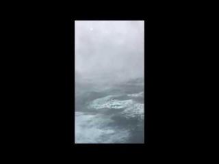 Norwegian Breakaway Cruise Storm/Flood Damage !!