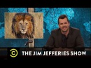 Xanda the Lion and the Bloodlust of Trophy Hunters Comedy Central