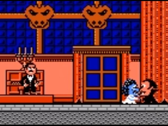 The Addams Family (NES) Playthrough - NintendoComplete