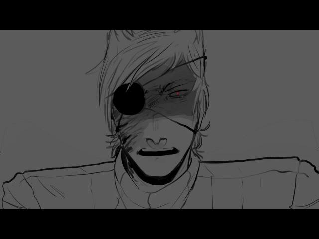 Im broken - Tom Tord 【Eddsworld Animatic】 (RUS SUB)