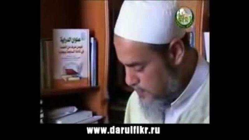 Салафиты плод спецслужб Запада. Они против истинного Джихада | Шамсуддин Буруби Аль-Джазаири. Алжир