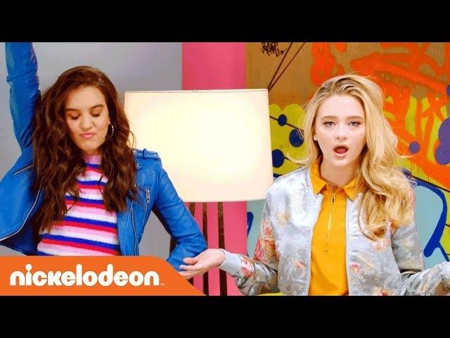 KCA Emoji Challenge w/ Jace Norman, Lizzy Greene More 🐝 | Kids' Choice Awards 2018 | Nick
