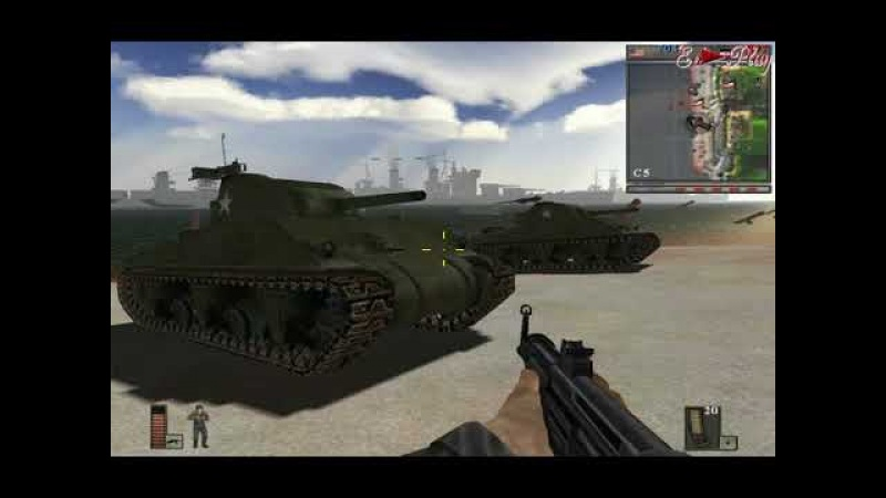 Battlefield 1942►5►1 Большая карта и 1 небольшая
