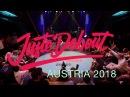 Juste Debout Austria 2018 Experimental Final | Ataji, Horus, Tendo, Mogli, Miranda, Loftex, Jana, Towel |