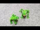 🐸Rana con limpiapiapias/pipe cleaner frog